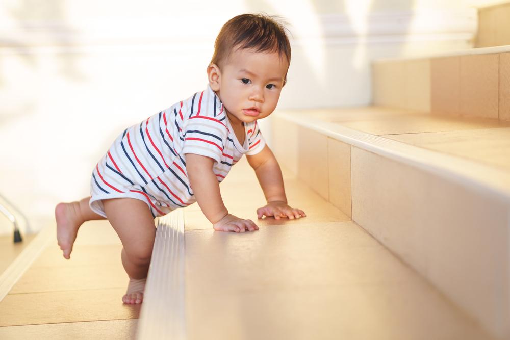 kindvriendelijke trap